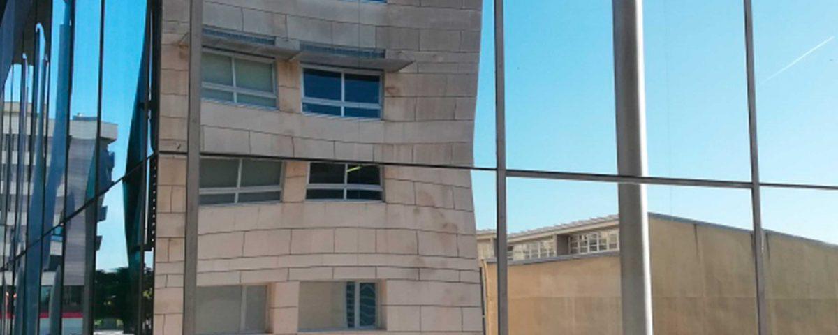 lamina solar para edificios