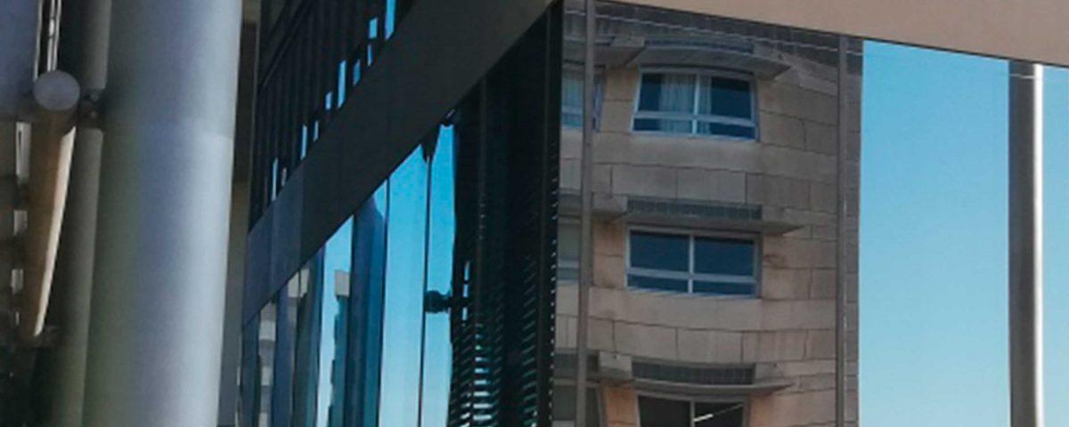 lamina solar,edificios , trabajo en lleida,
