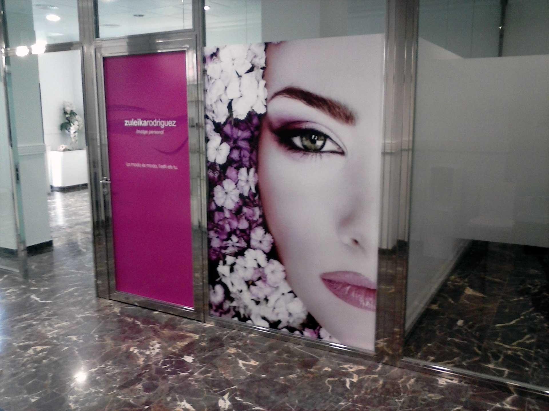roide , vinilo , cristal , decoracion , calidad , publicidad en cristal , láminas adhesivas , ventanas , decorativo , pegatinas