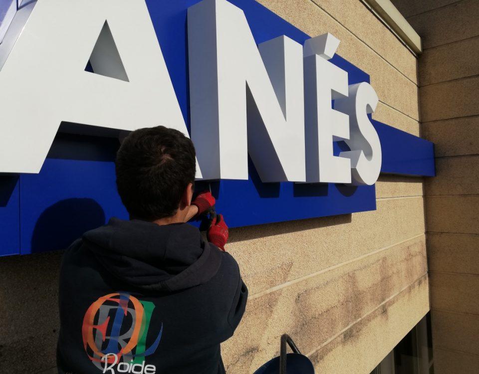 empresa de rotulación en Lleida