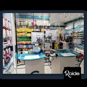 Proteccion , mampara , antivirus , coronavirus , comercios , farmacias , tiendas , gasolineras , kioscos ,