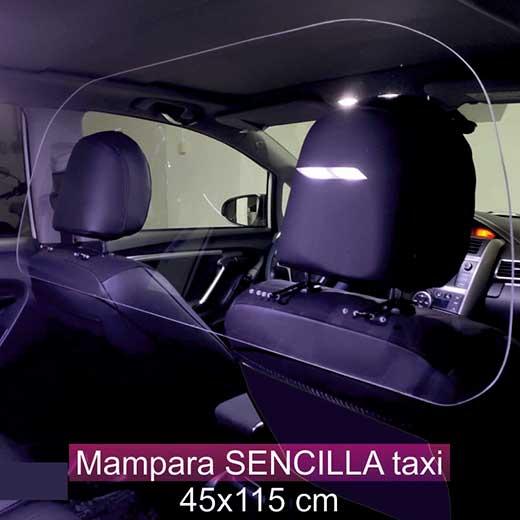 mampara , sencilla , taxis , Roide , antivirus , Lleida, protección ,