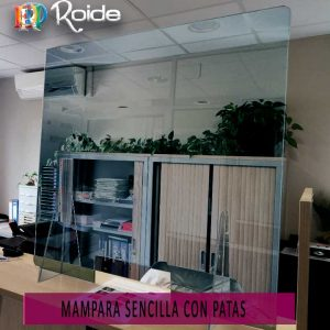 mampara , anticontagios , coronavirus , metacrilato , Lleida , instaladores , covid19 ,