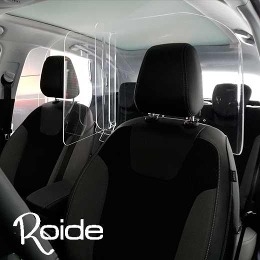 mampara , taxi , Lleida, Roide , protección , comprar , antibacterias , covid19 ,