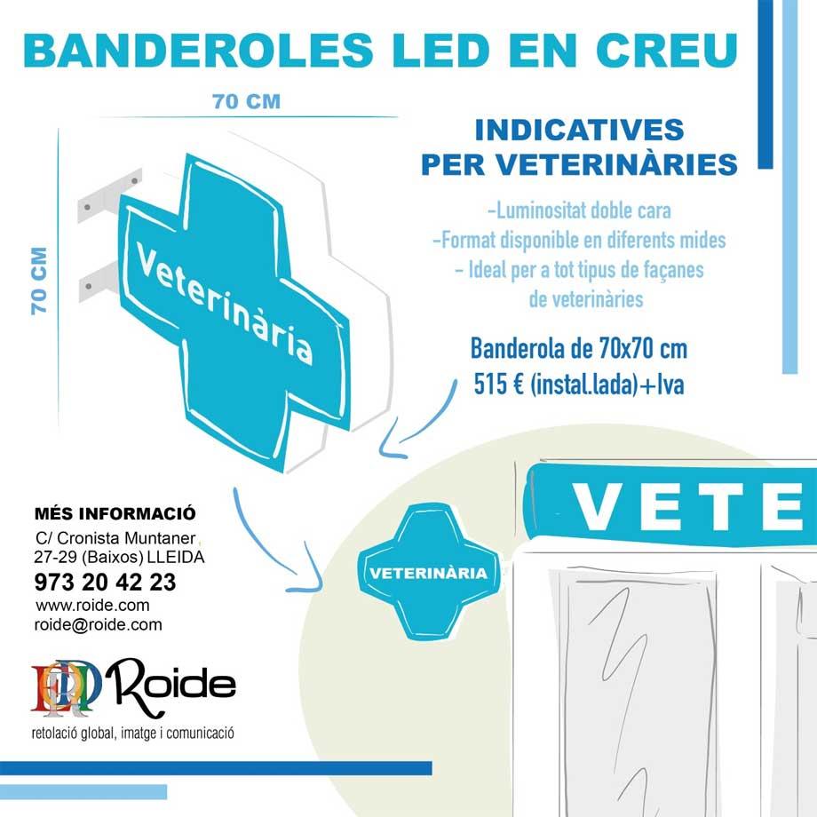 Letreros para farmacia , letreros para veterinaria , Lleida