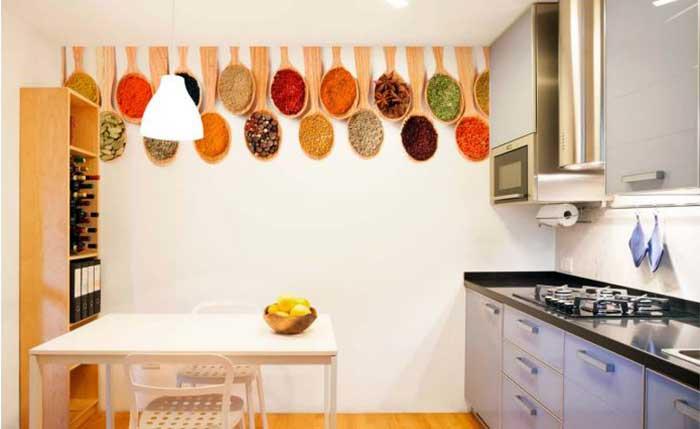 Vinilos de decoración para cocinas y restaurantes