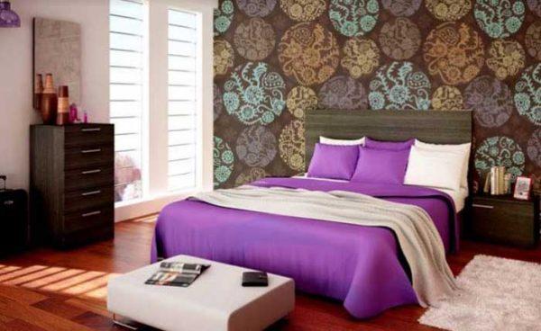 vinilos decorativos dormitorio figuras