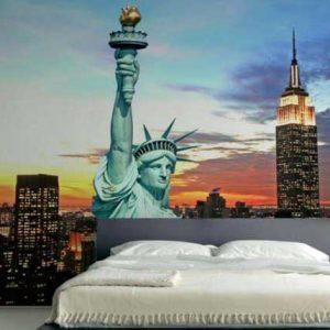vinilo foto nueva york
