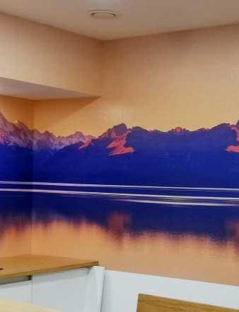 Fotomural para decorar espacios en oficinas y hogar