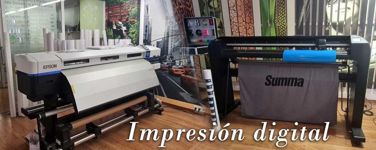 imprenta digital impresion digital