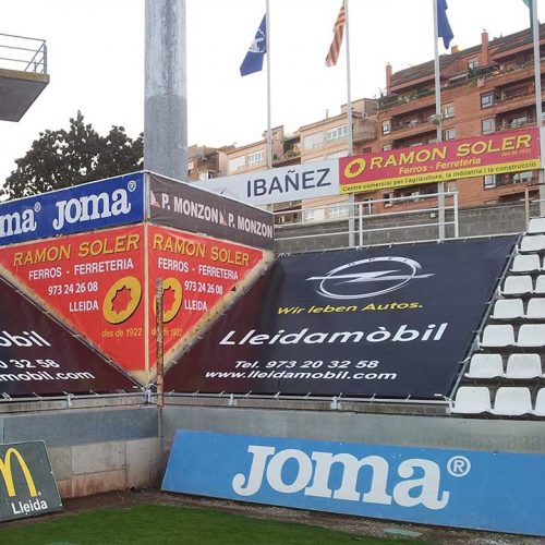 donde hacer pancartas en Lleida