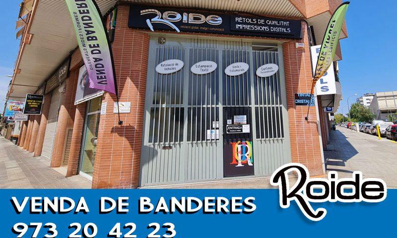 comprar banderas personalizadas en Lerida Lleida